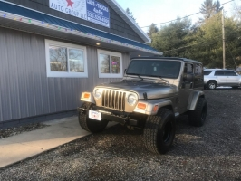 2005 Jeep WRANGLER / TJ