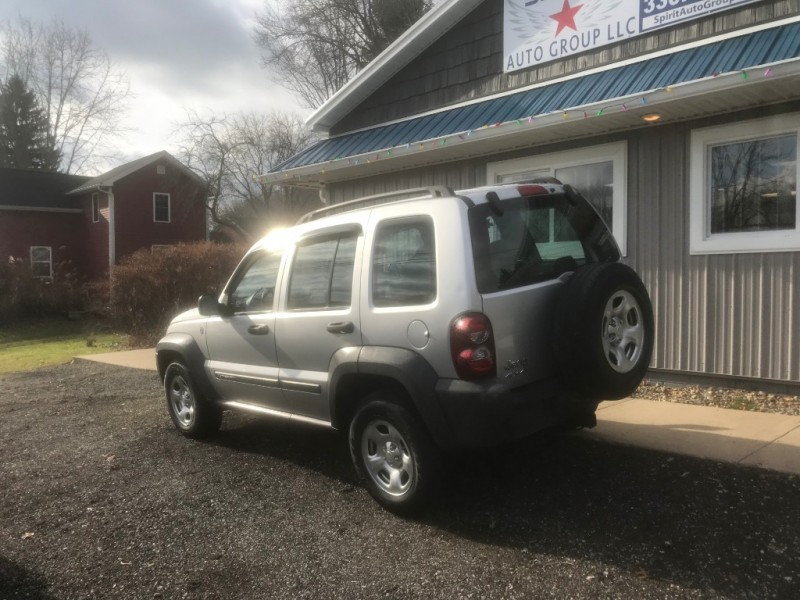Jeep LIBERTY 2007 price $4,495