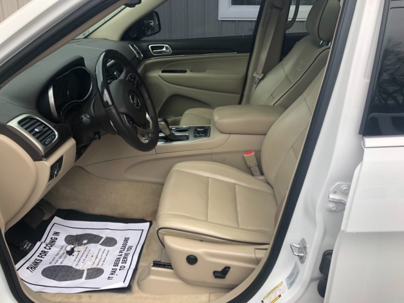 Jeep GRAND CHEROKEE 2016 price $24,500