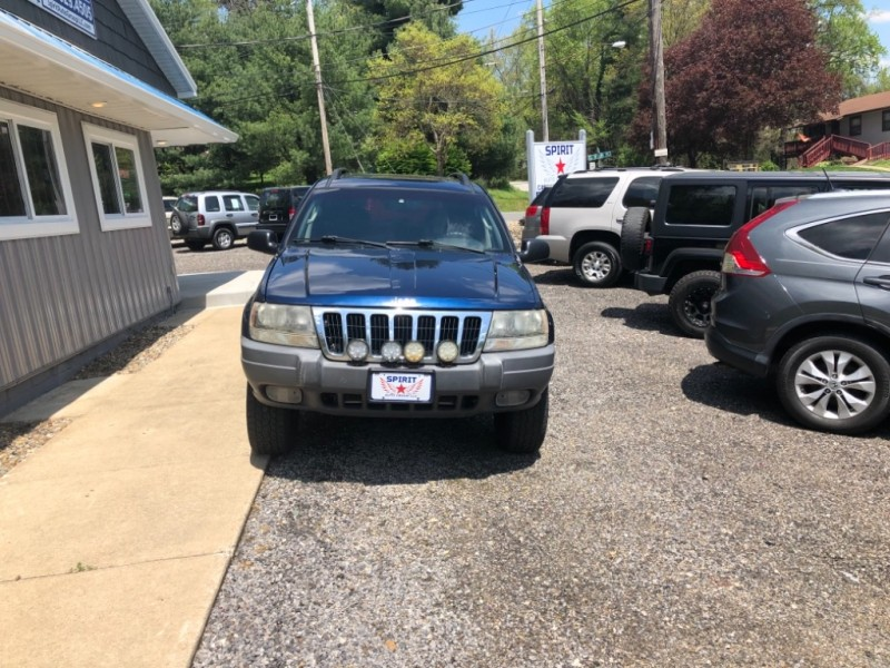 Jeep GRAND CHEROKEE 2002 price $3,500