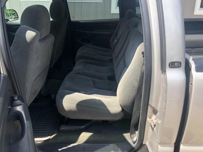 Chevrolet SILVERADO 1500 2004 price $5,000