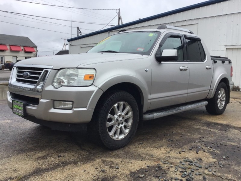 Ford Explorer Sport Trac 2007 price $4,990