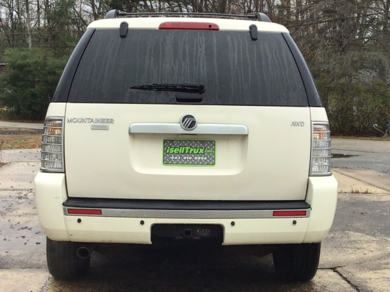 Mercury Mountaineer 2008 price $5,990