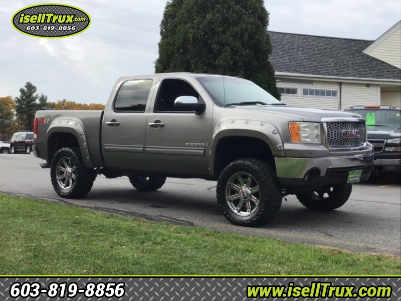 GMC SIERRA 1500 FROM TEXAS NO RUST FRAME IS SPOTLESS 2008 price $12,990