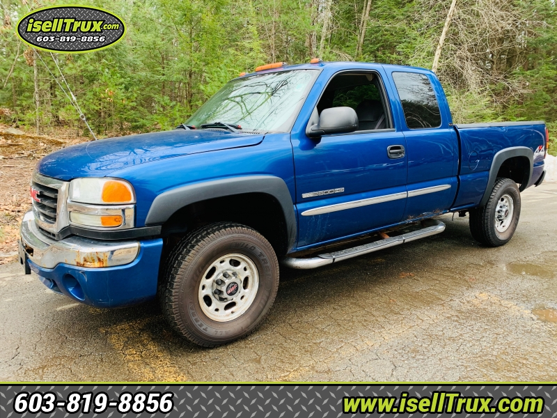 GMC Sierra 2500HD 2004 price $6,990