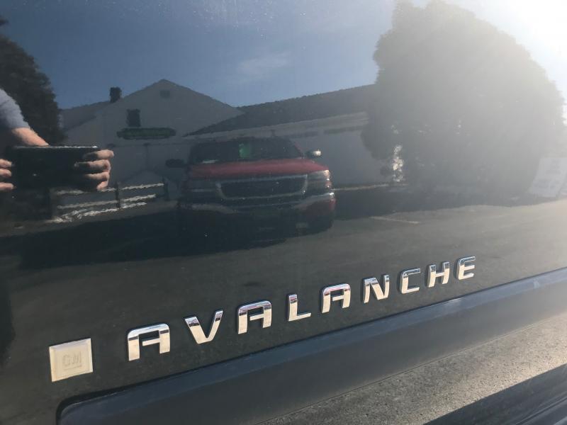Chevrolet Avalanche 2007 price $9,500