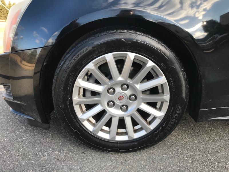 Cadillac CTS Sedan 2011 price $7,490