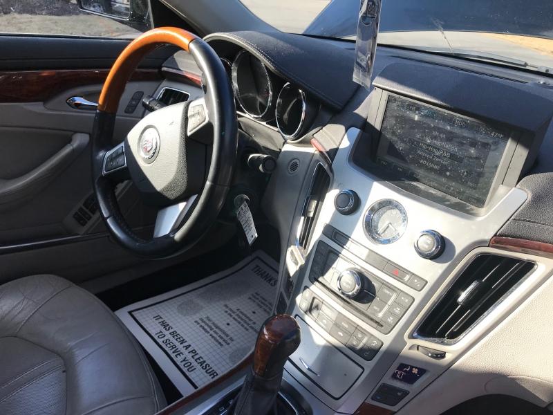 Cadillac CTS Sedan 2011 price $7,500