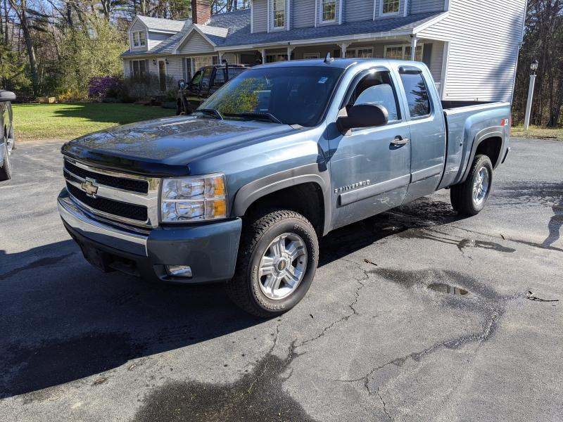 Chevrolet Silverado 1500 2007 price $9,995