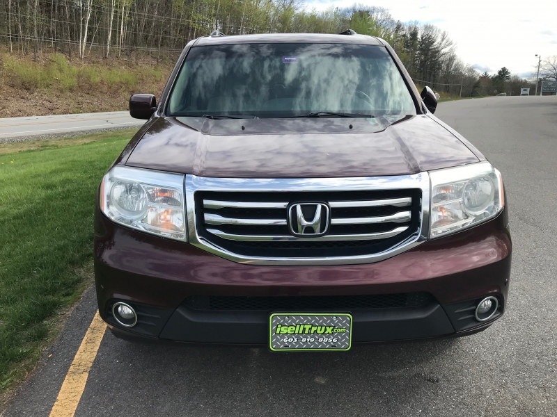 Honda Pilot 2012 price $12,490