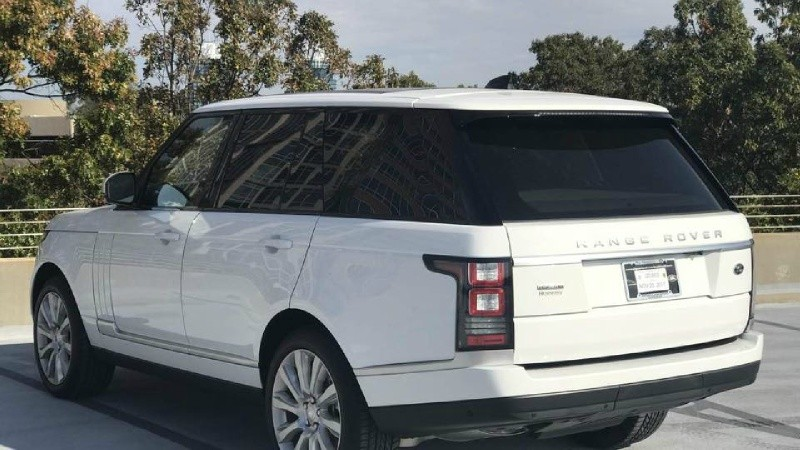 Land Rover Range Rover 2017 price $59,999
