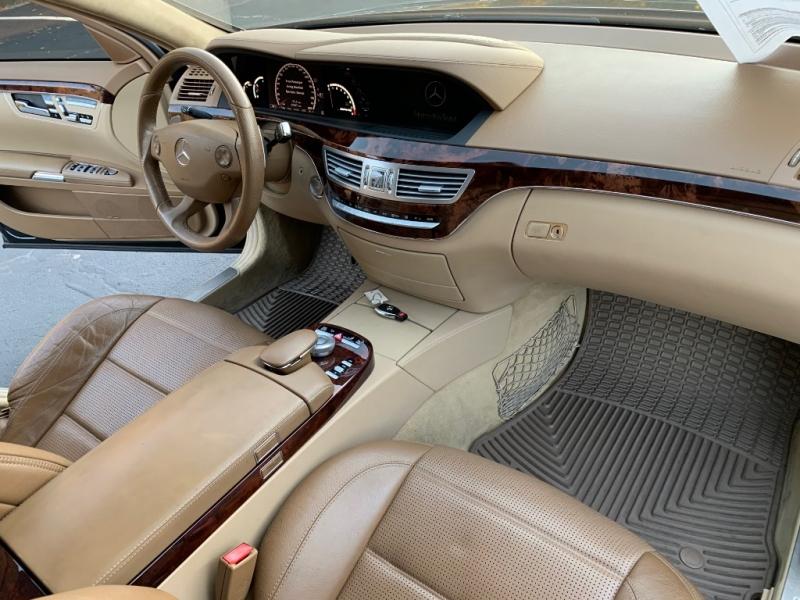 Mercedes-Benz S-Class 2008 price $19,999