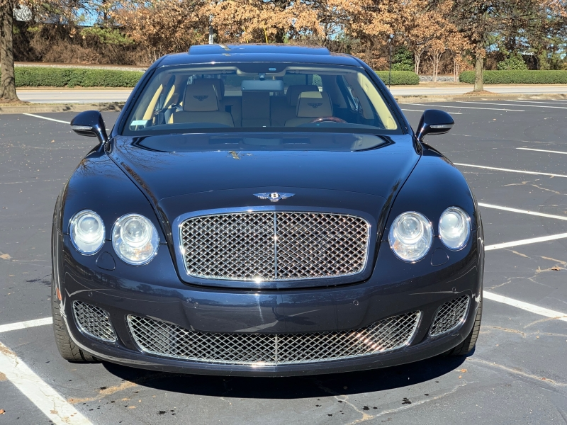 Bentley Continental Flying Spur 2010 price $44,999