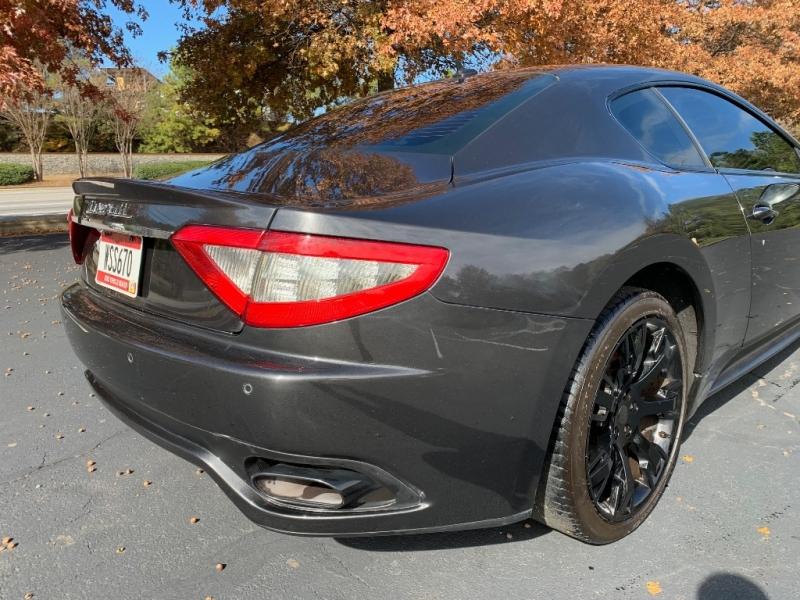 Maserati GranTurismo 2013 price $34,950