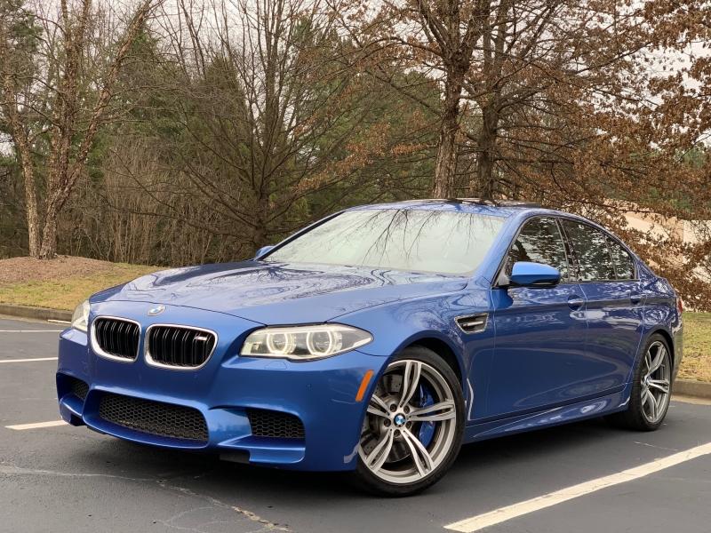 BMW M5 2016 price $54,999