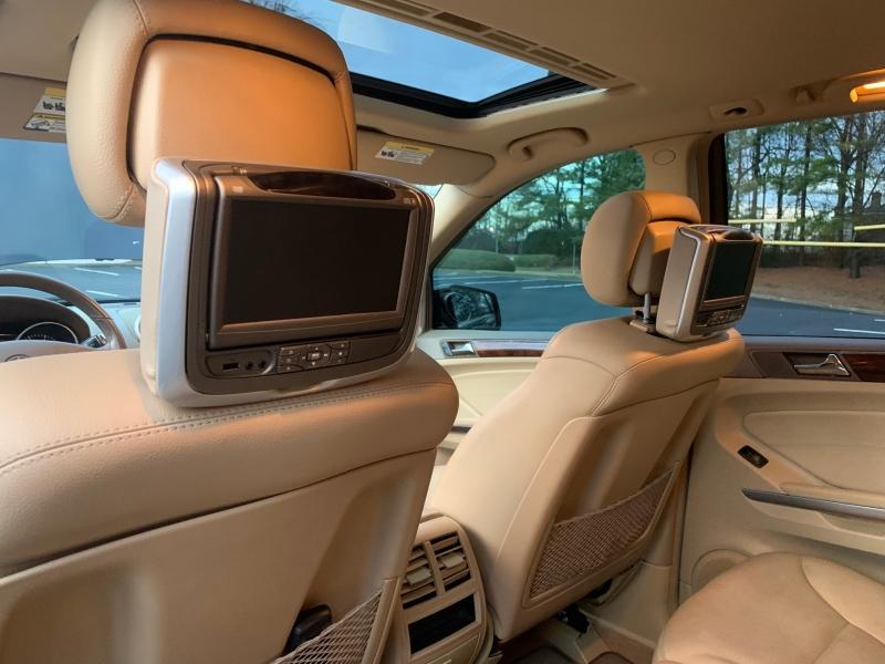 Mercedes-Benz M-Class 2011 price $7,999