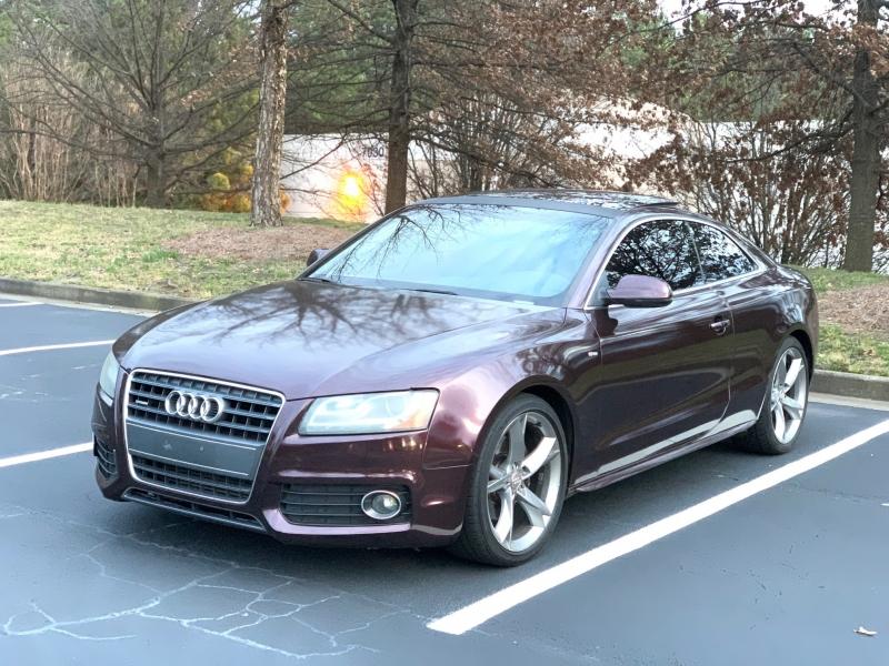 Audi A5 2010 price $6,999