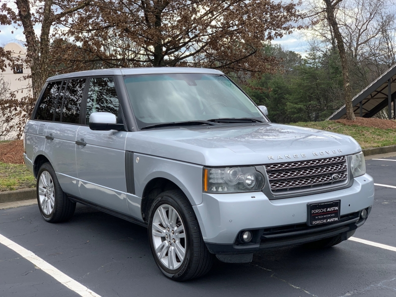 Land Rover Range Rover 2010 price $7,999