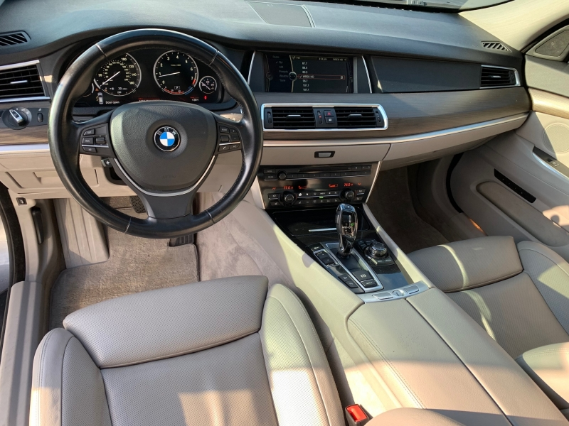 BMW 5 Series Gran Turismo 2011 price $12,999