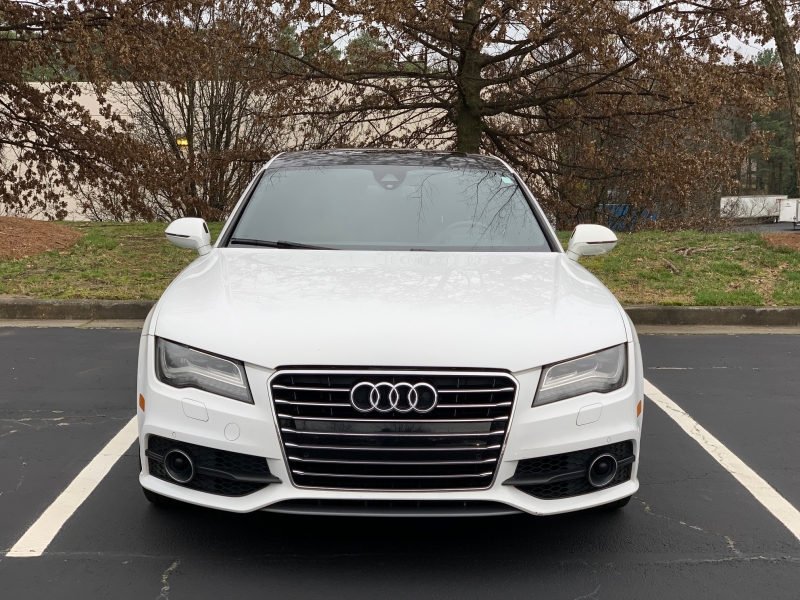 Audi A7 2012 price $14,999