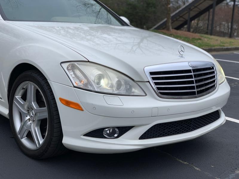 Mercedes-Benz S-Class 2008 price $8,999