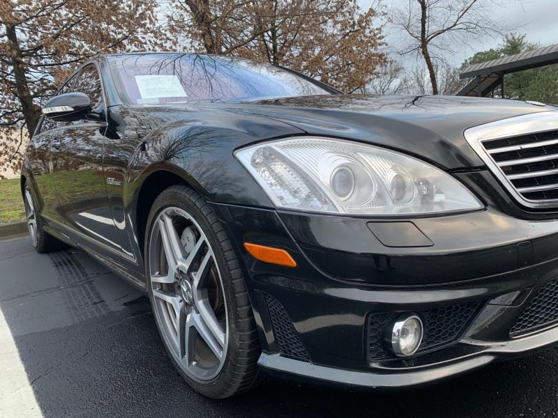 Mercedes-Benz S63 AMG 2008 price $14,999