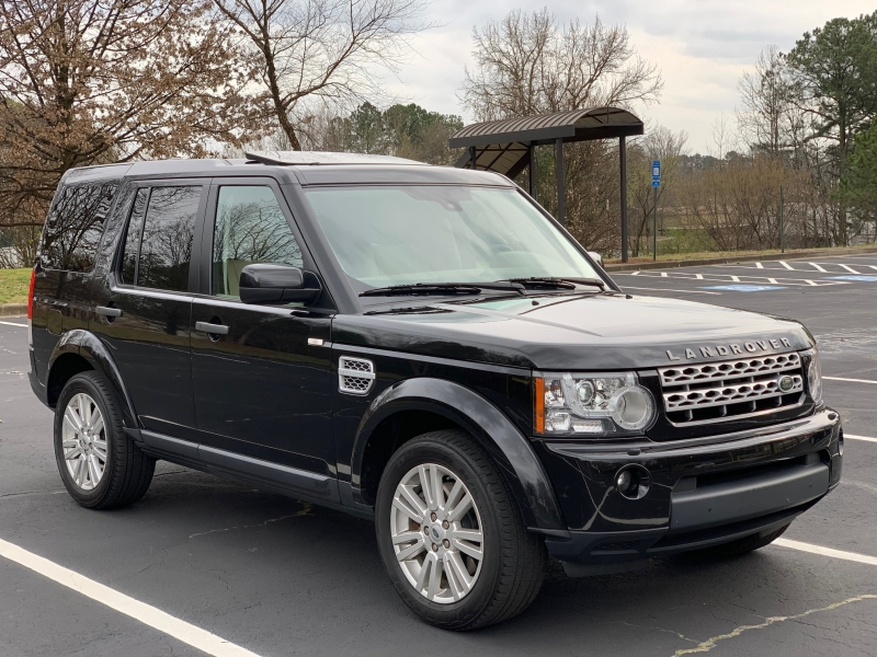 Land Rover LR4 2012 price $8,999