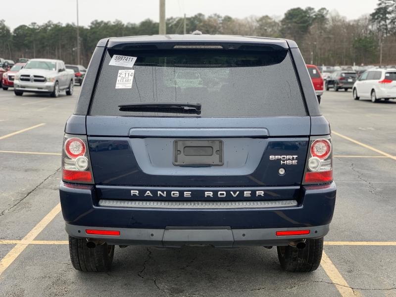 Land Rover Range Rover Sport 2011 price $9,999
