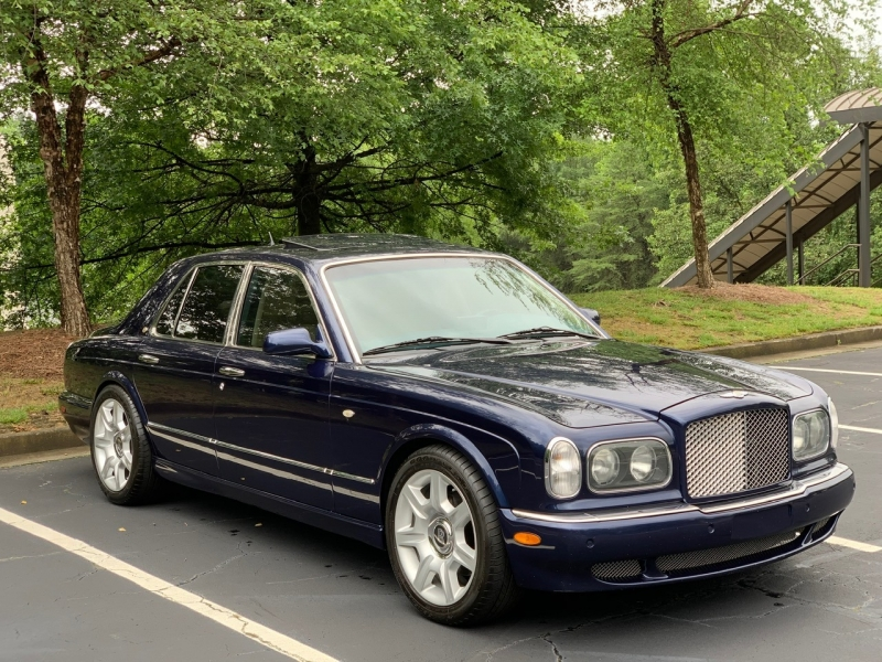 Bentley Arnage 2003 price $29,999