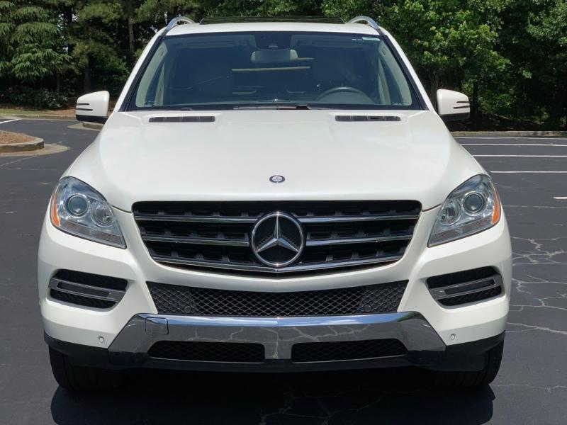 Mercedes-Benz M-Class 2013 price $14,999