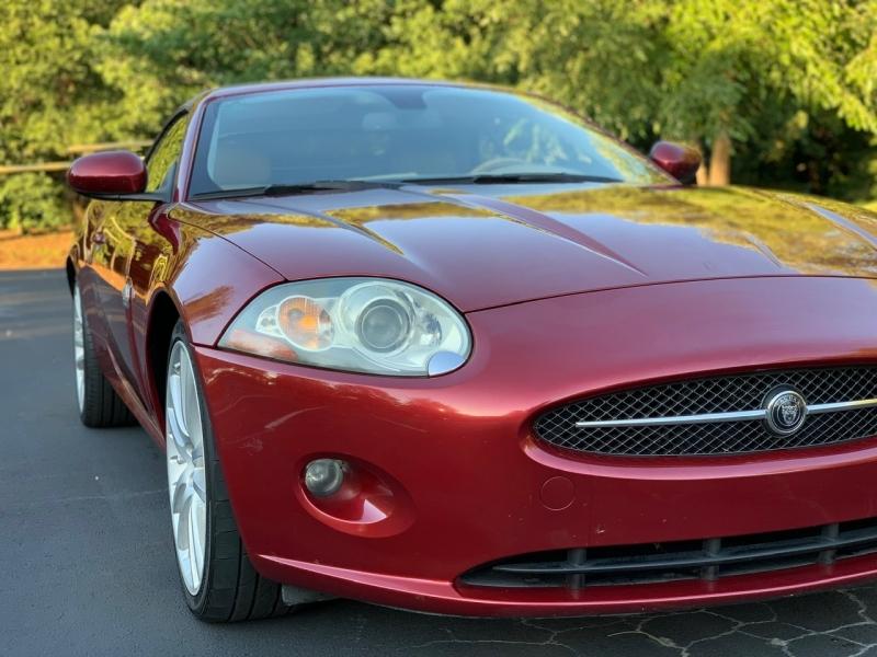 Jaguar XK 2007 price $9,999