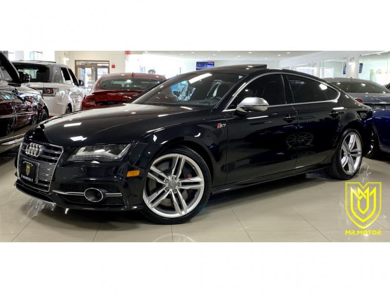 2013 Audi S7 Hud Adp Cc Active Lane Asst Bsm Dimond Seat Bose Mr