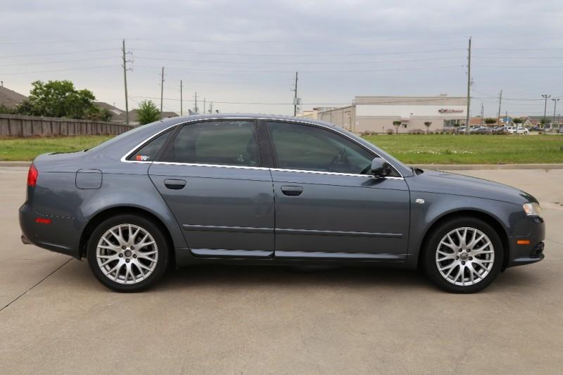 2008 Audi A4 4dr Sdn Cvt 2 0t Fronttrak A Amp V Elite Motors