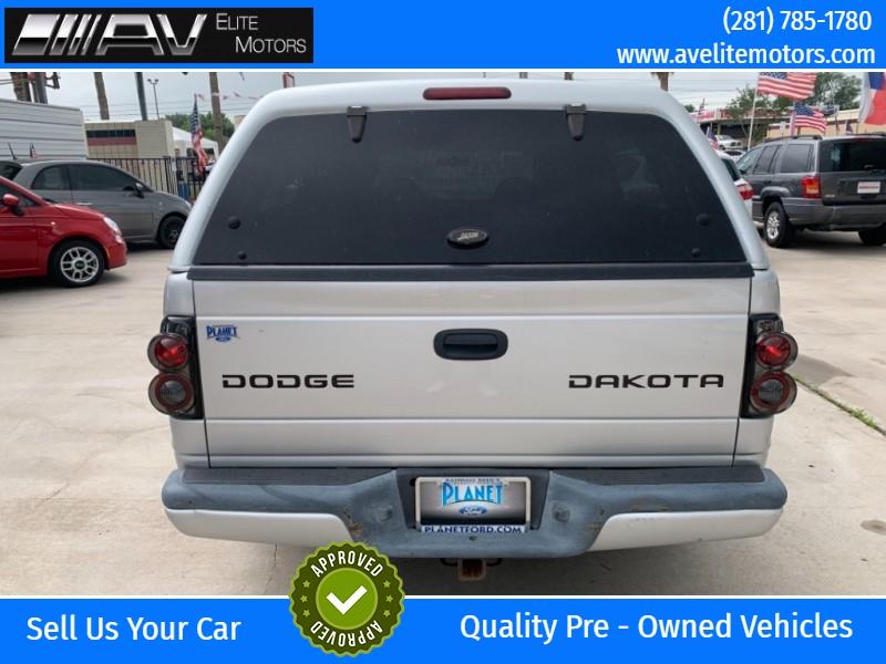 Dodge Dakota 2003 price $4,495