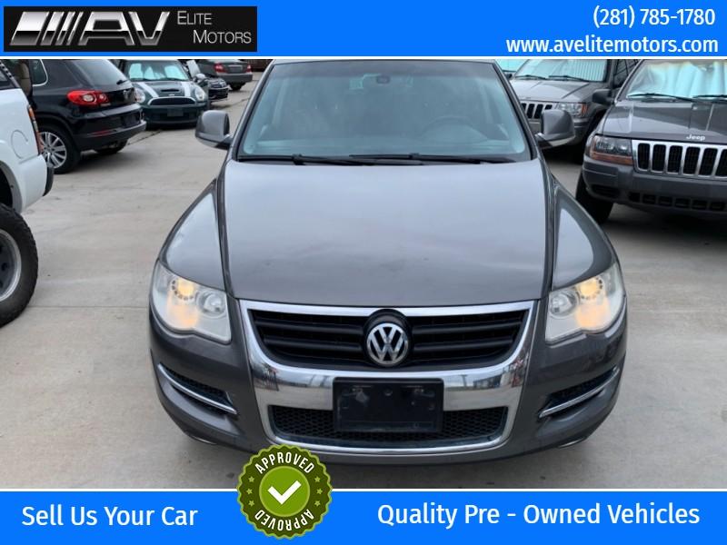 Volkswagen Touareg 2 2009 price $6,499
