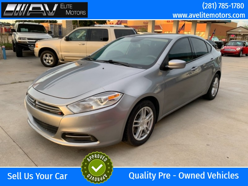 Dodge Dart 2015 price $6,499