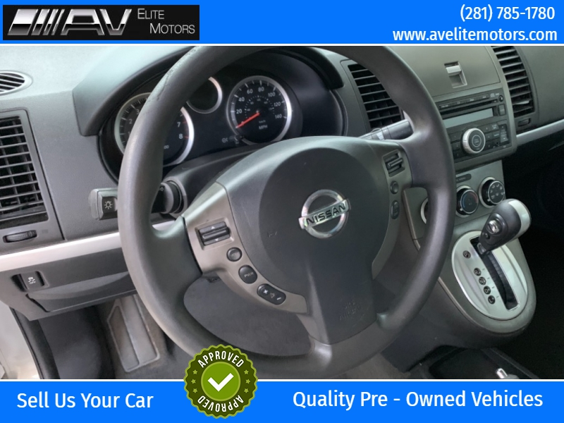 Nissan Sentra 2012 price $5,250