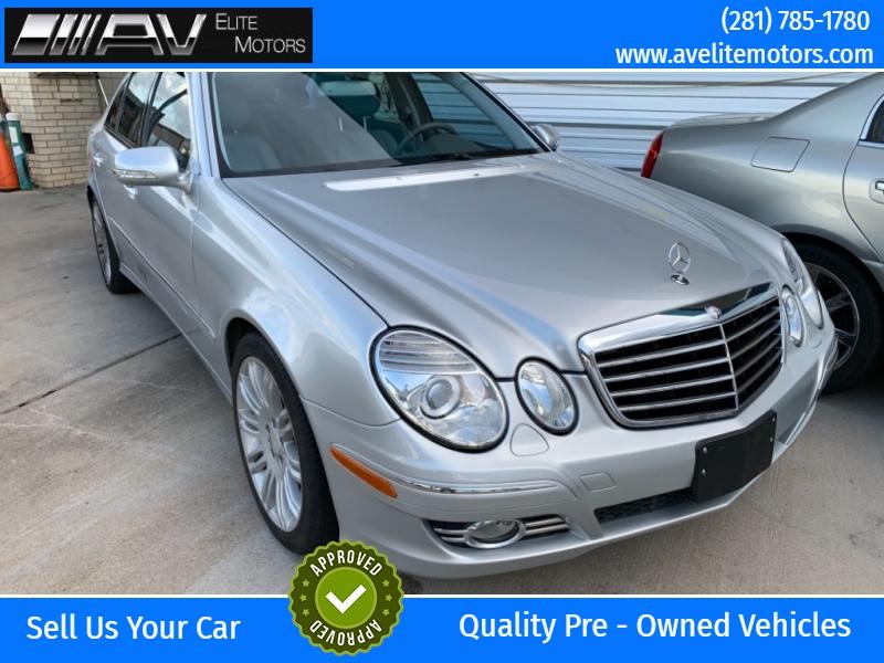 Mercedes-Benz E-Class 2008 price $5,750