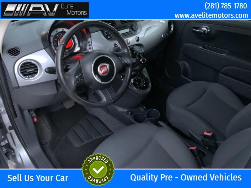 Fiat 500 2015 price $6,250