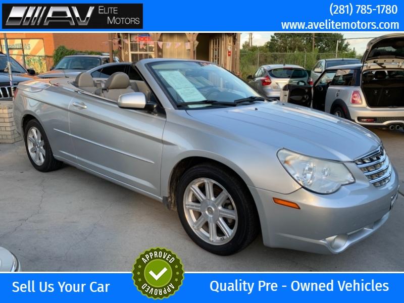 Chrysler Sebring 2008 price $4,999