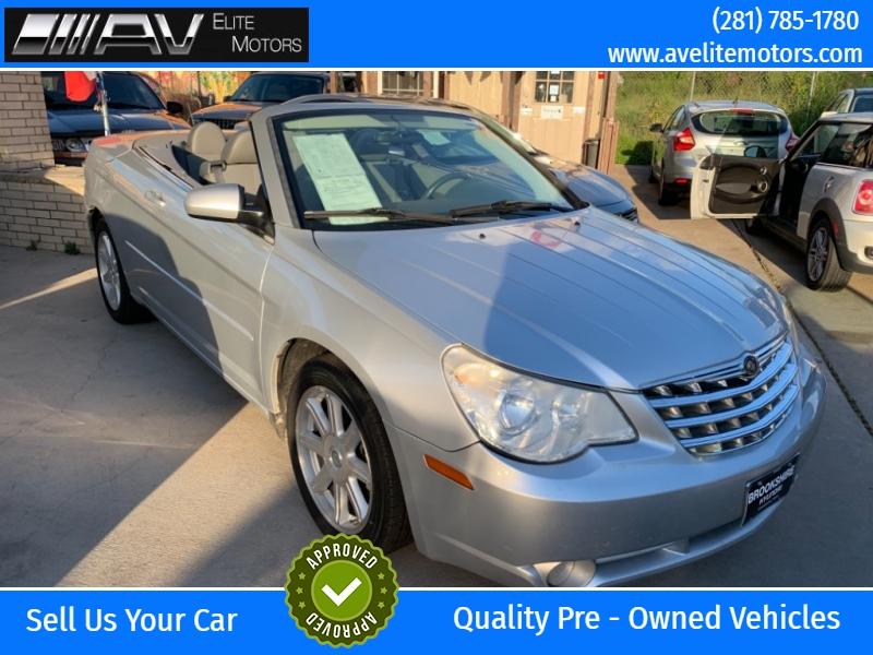 Chrysler Sebring 2008 price $4,750