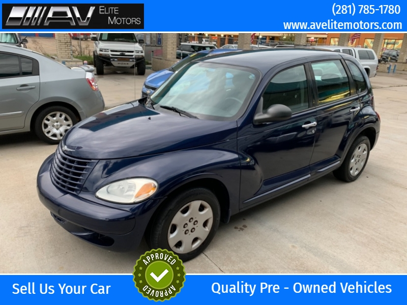 Chrysler PT Cruiser 2005 price $4,499