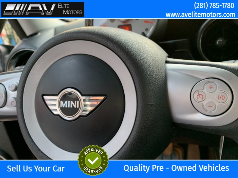 Mini Cooper Hardtop 2009 price $5,450