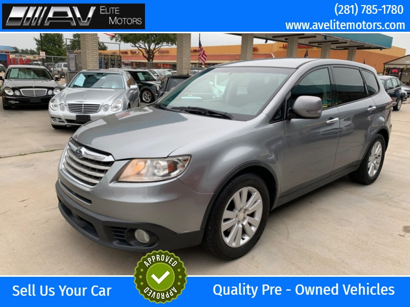 Subaru Tribeca (Natl) 2008 price $5,250