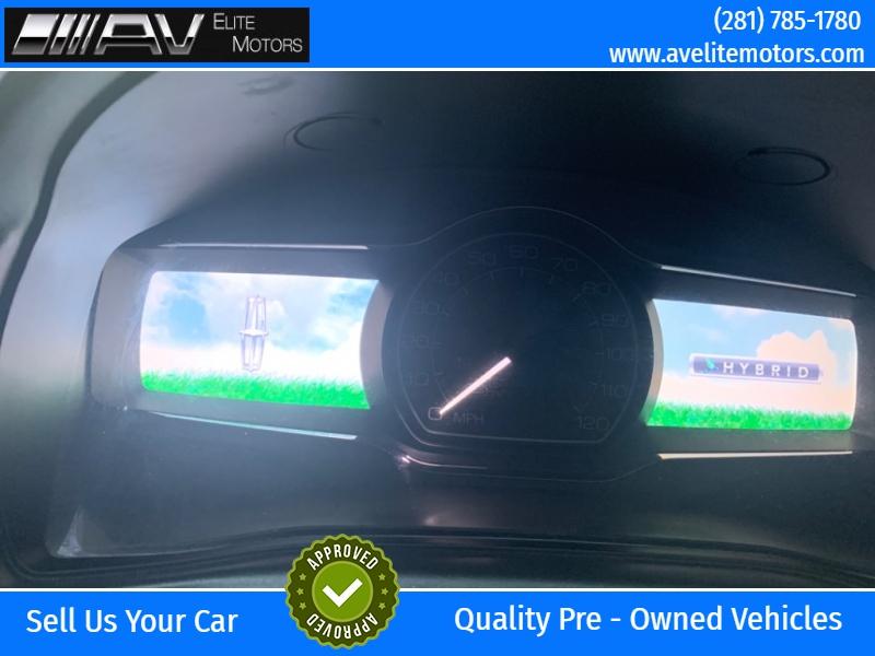 Lincoln MKZ 2012 price $6,899