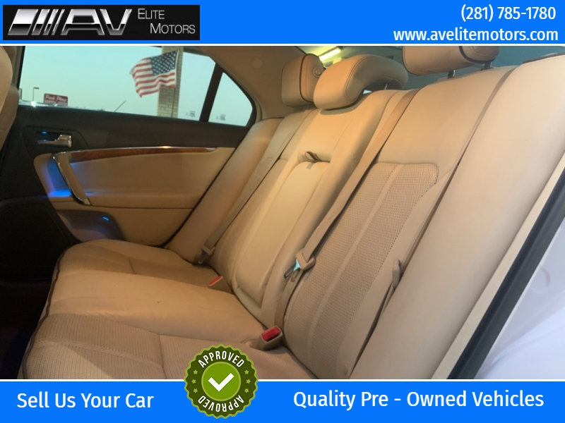 Lincoln MKZ 2012 price $6,900