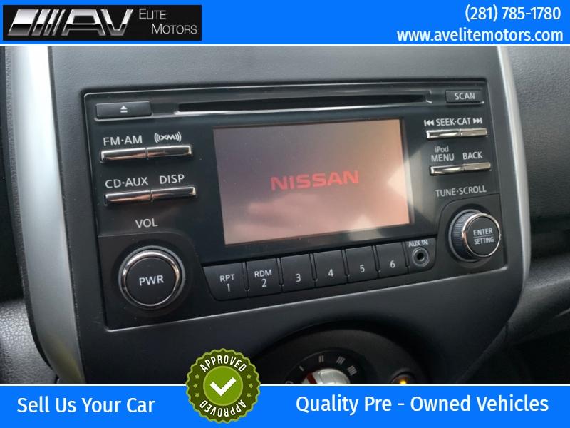 Nissan Versa Note 2014 price $4,999