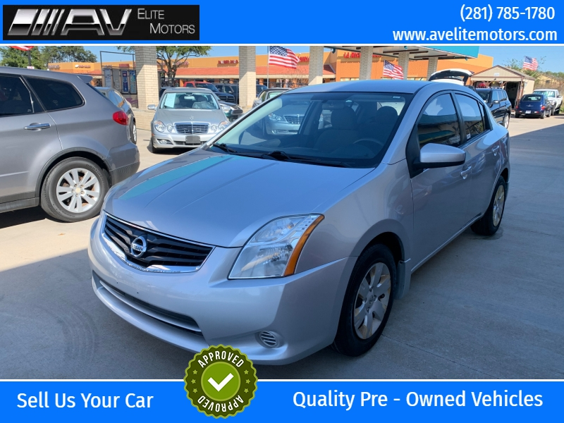Nissan Sentra 2012 price $6,250