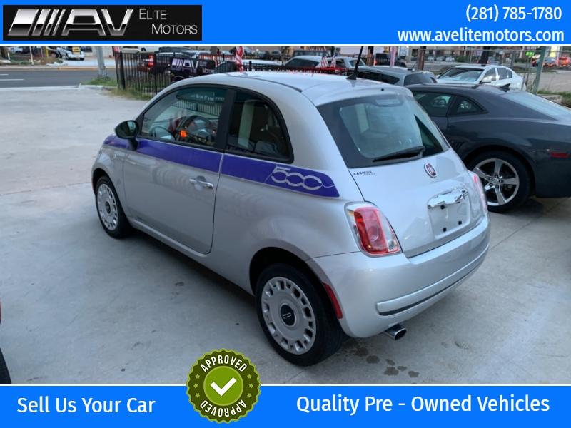 Fiat 500 2012 price $4,999