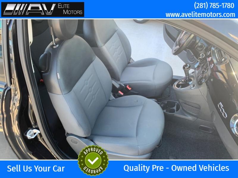 Fiat 500 2013 price $4,999